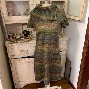 Ronni Nicole Sweater Dress Sz L